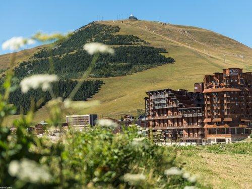 residence pierre vacances l 39 ours blanc 25 alpe d 39 huez location vacances ski alpe d 39 huez. Black Bedroom Furniture Sets. Home Design Ideas