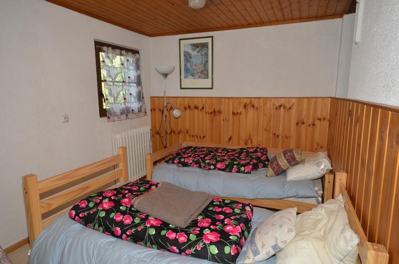 Location au ski Chalet Alpenvue - Alpe d'Huez - Chambre