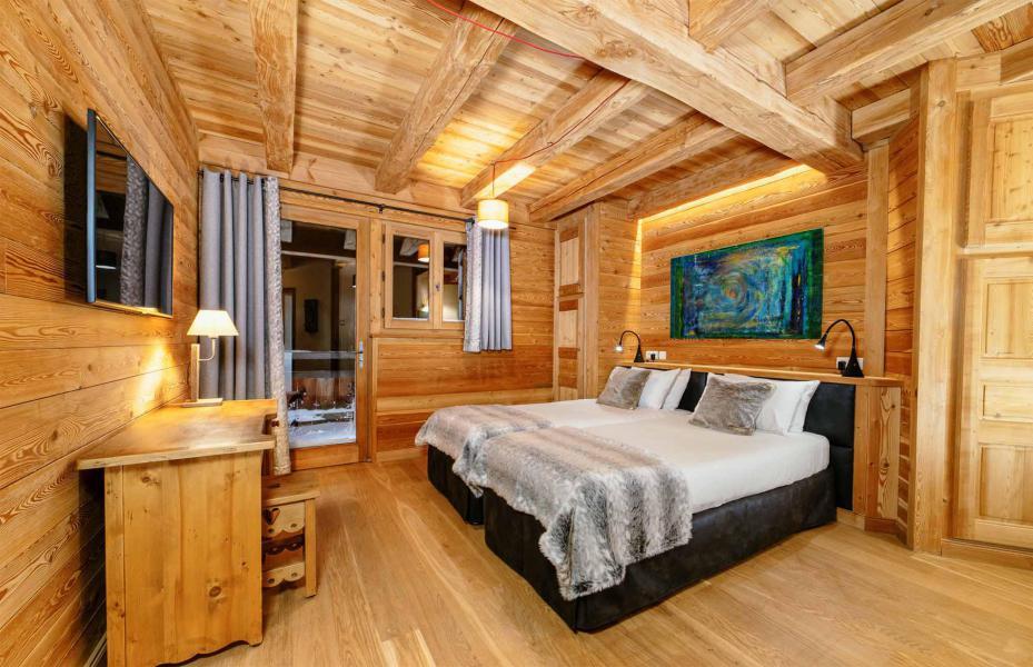 Аренда на лыжном курорте Chalet Bouquetin - Alpe d'Huez - Комната