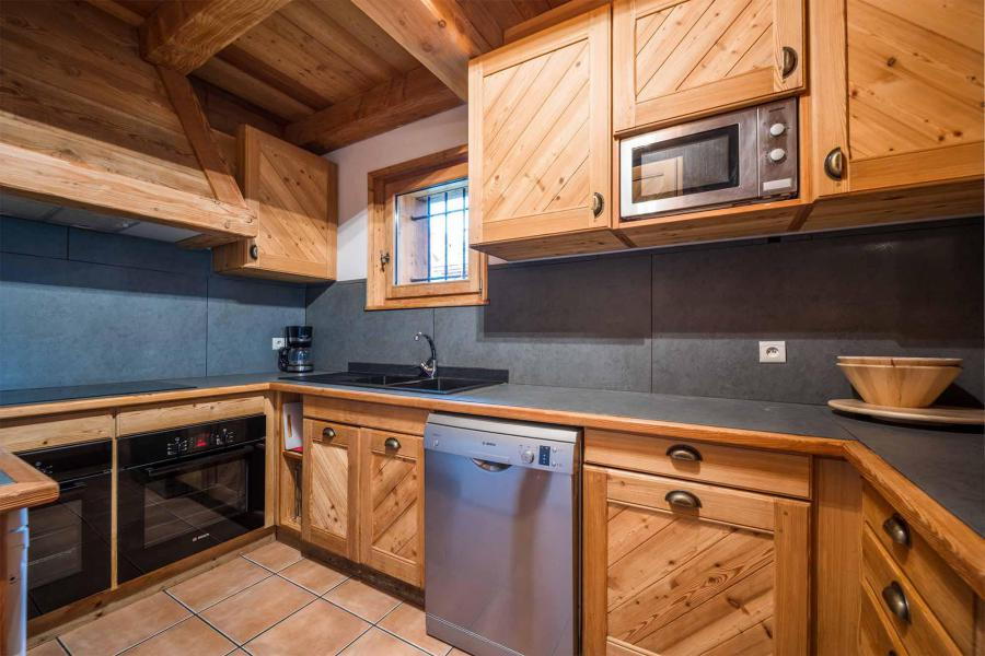Аренда на лыжном курорте Chalet Bouquetin - Alpe d'Huez - Кухня