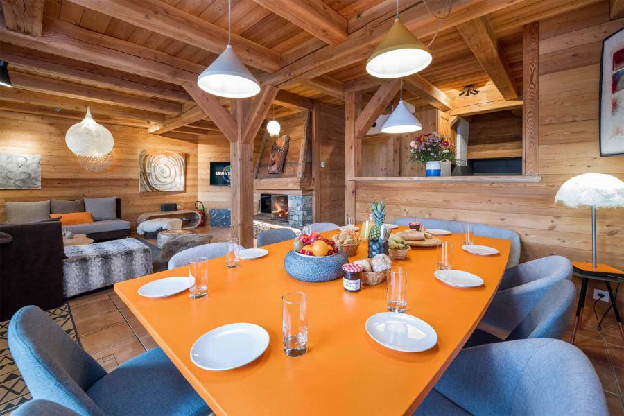 Аренда на лыжном курорте Chalet Bouquetin - Alpe d'Huez - Америка&