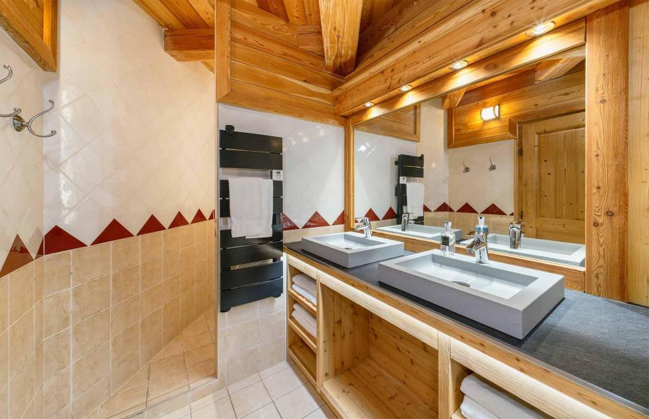 Аренда на лыжном курорте Chalet Bouquetin - Alpe d'Huez