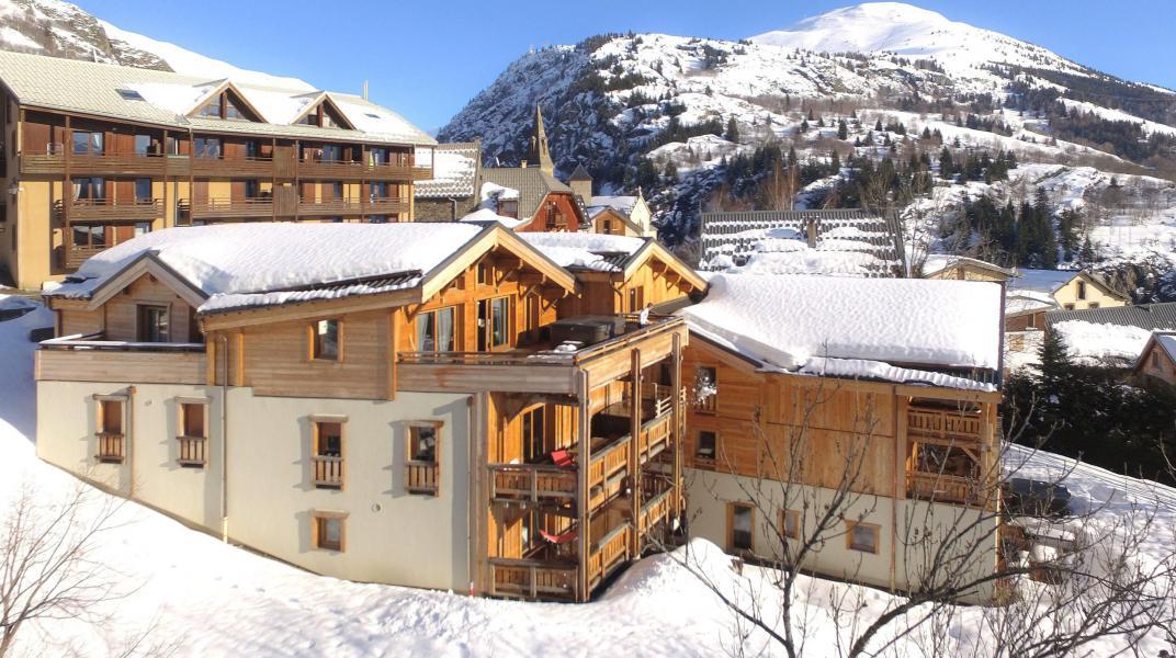 Шале Chalet de Louis - Alpe d'Huez - Северные Альпы