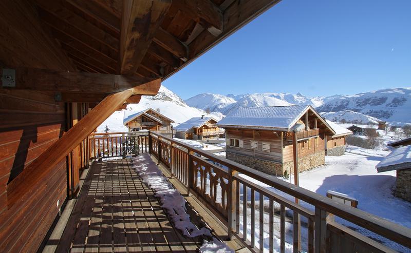 Chalet CHALET DES NEIGES - Alpe d'Huez - Alpi Settentrionali