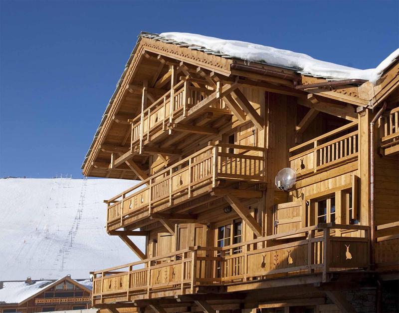 Шале Chalet Lièvre Blanc - Alpe d'Huez - Северные Альпы
