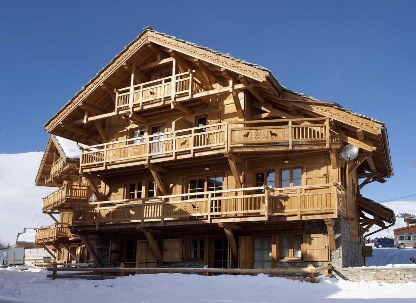 Шале Chalet Loup - Alpe d'Huez - Северные Альпы