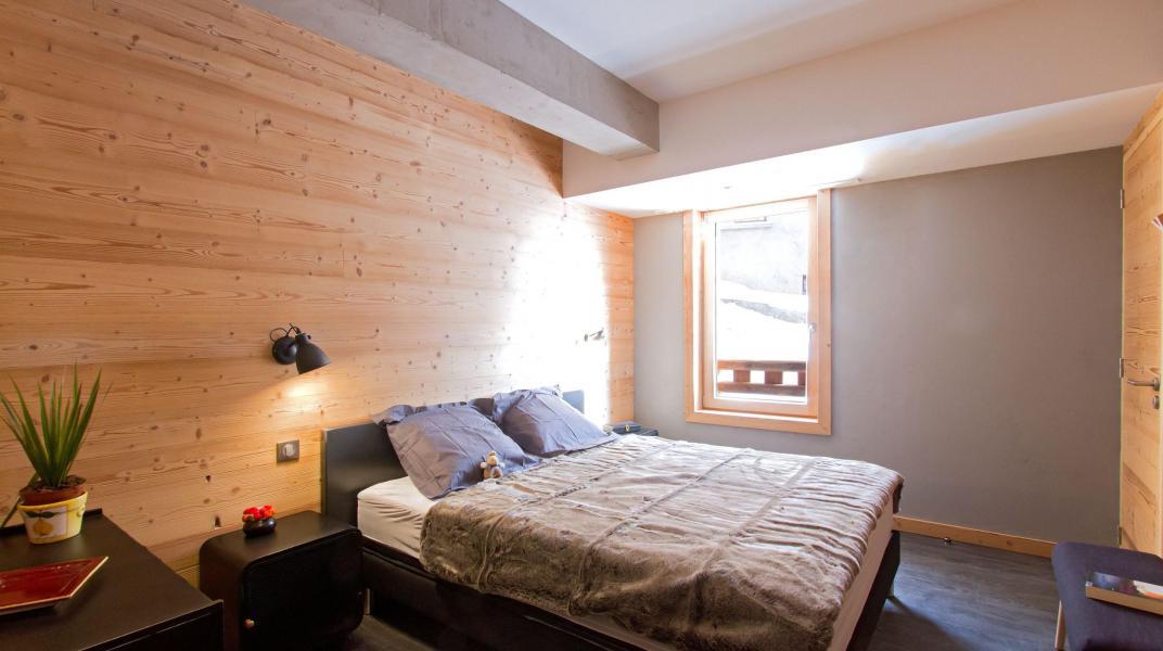 Location au ski Chalet Nuance de Bleu - Alpe d'Huez - Chambre