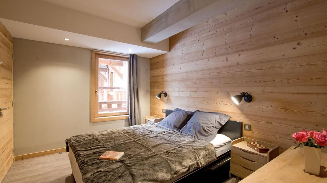 Location au ski Chalet Nuance de Gris - Alpe d'Huez - Chambre