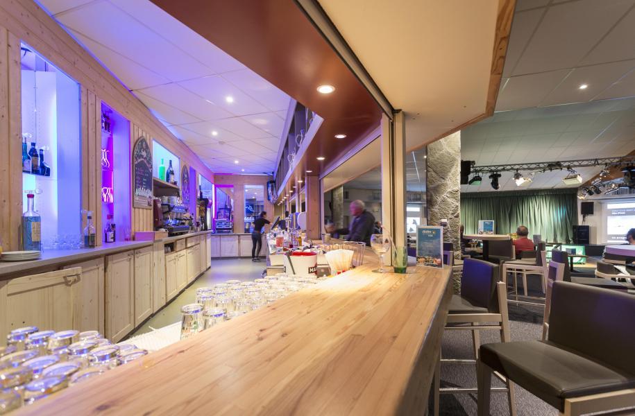 Location au ski Hôtel Club MMV les Bergers - Alpe d'Huez - Réception