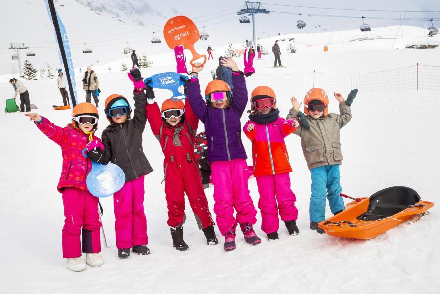 Vacances en montagne Hôtel Club MMV les Bergers - Alpe d'Huez - Extérieur hiver
