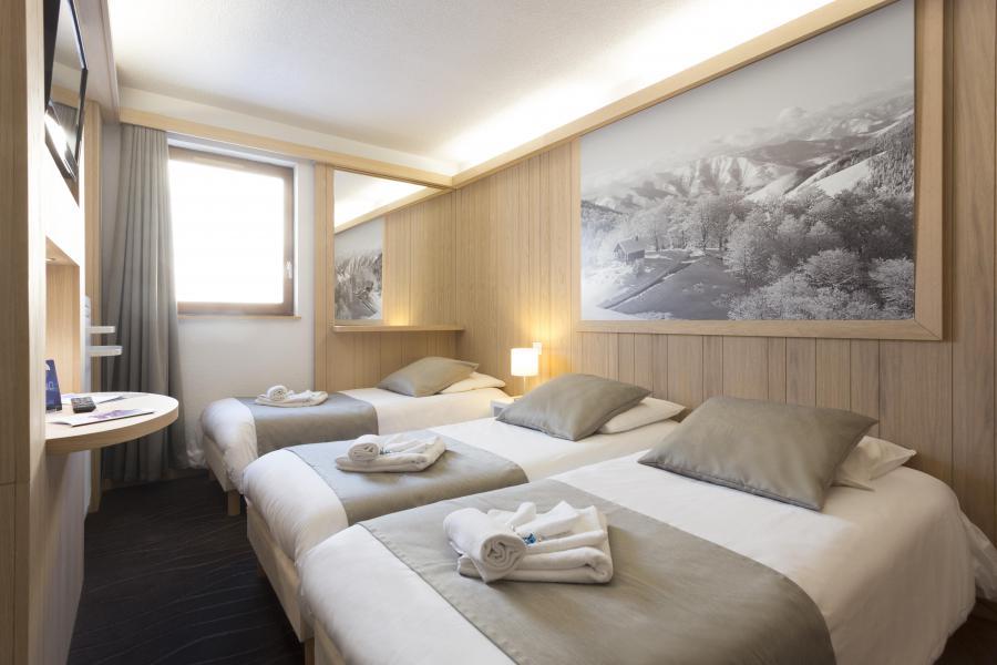Location au ski Hôtel Club MMV les Bergers - Alpe d'Huez - Chambre