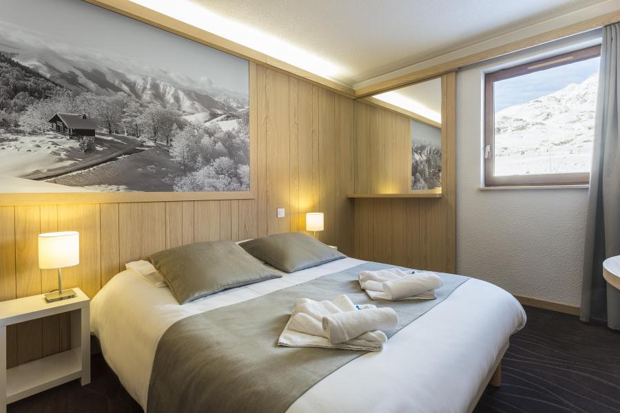 Skiverleih Hôtel Club MMV les Bergers - Alpe d'Huez - Doppelbett