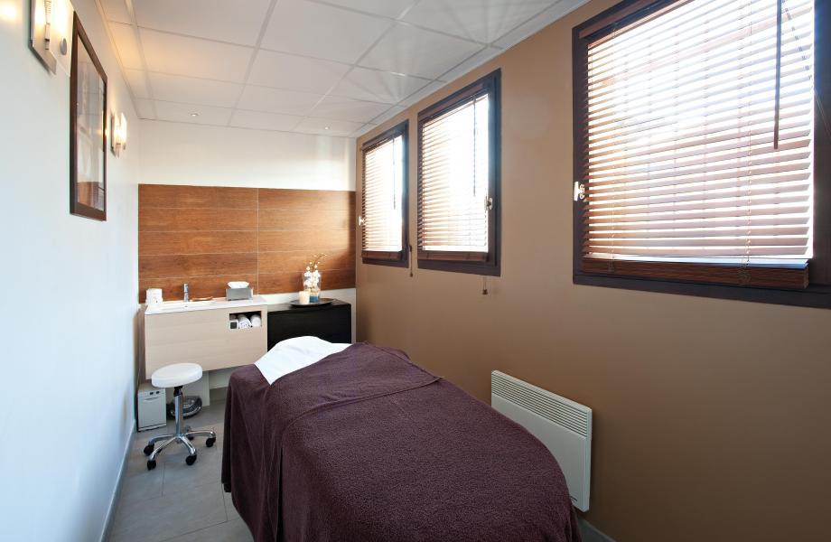 Location au ski Hôtel Club MMV les Bergers - Alpe d'Huez - Massage