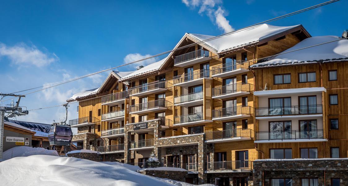 Vacaciones en montaña Hôtel Daria-I Nor - Alpe d'Huez - Invierno
