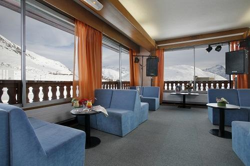 Location au ski Hôtel Eliova le Chaix - Alpe d'Huez - Bar