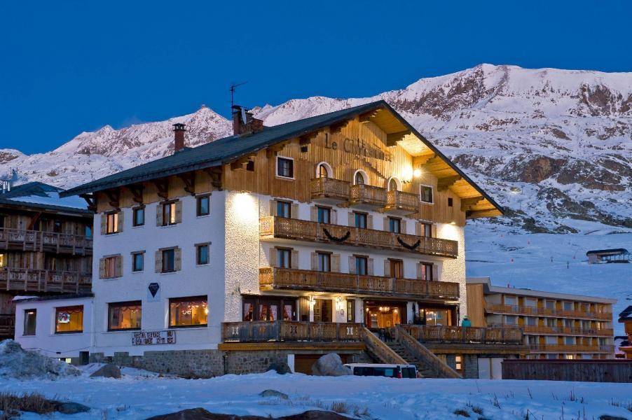 Wynajem na narty Hôtel le Christina - Alpe d'Huez - Zima na zewnątrz