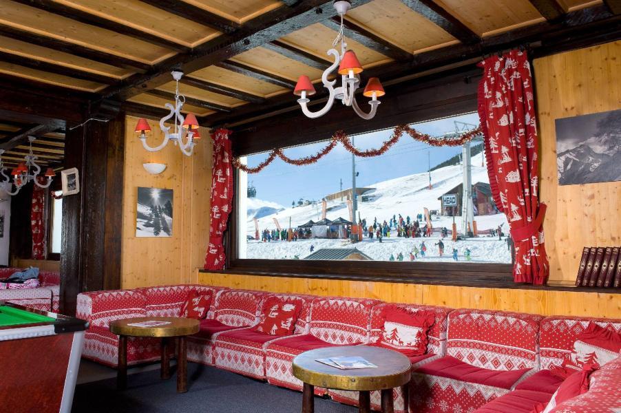 Location au ski Hôtel le Christina - Alpe d'Huez - Jeux