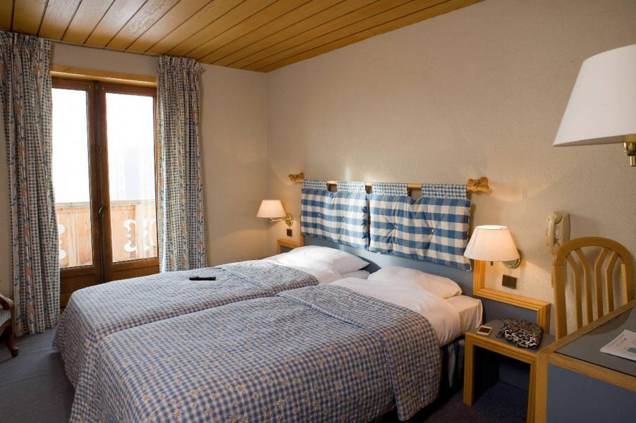 Location au ski Hôtel le Christina - Alpe d'Huez - Lits twin