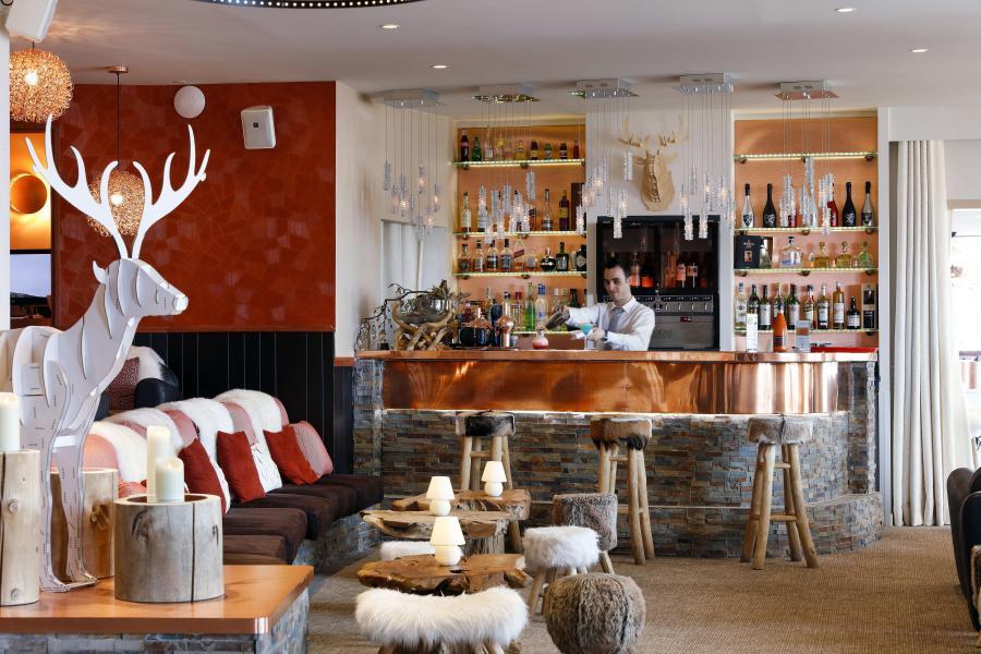 Soggiorno sugli sci Hôtel les Grandes Rousses - Alpe d'Huez - Interno
