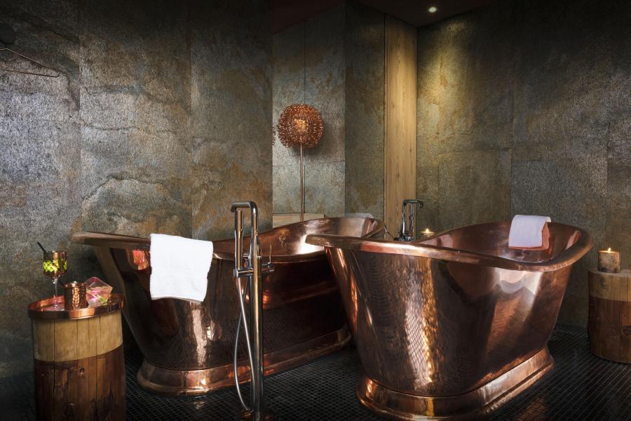 Soggiorno sugli sci Hôtel les Grandes Rousses - Alpe d'Huez - Bagno
