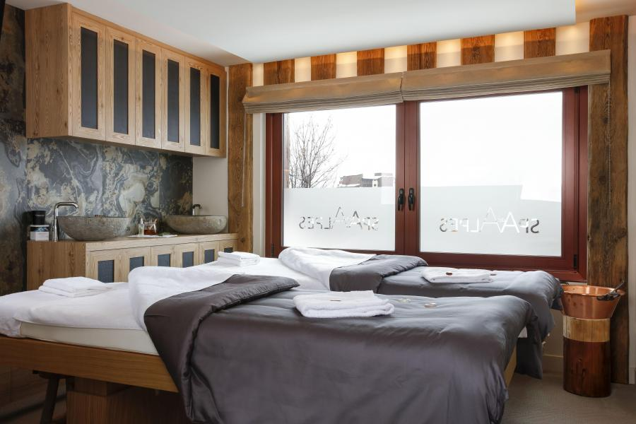 Location au ski Hôtel les Grandes Rousses - Alpe d'Huez - Chambre