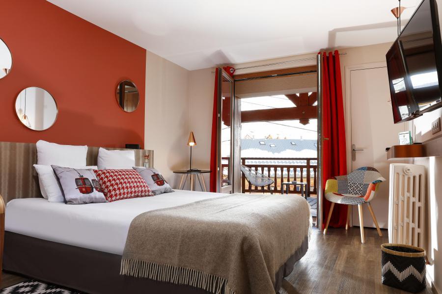 Location au ski Hôtel les Grandes Rousses - Alpe d'Huez - Couchage