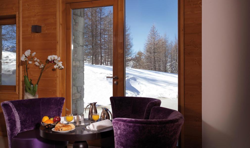 Alquiler al esquí L'Alpenrose Lagrange - Alpe d'Huez - Estancia
