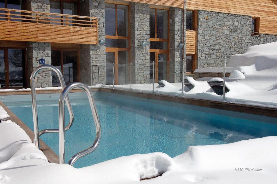 Alquiler al esquí L'Alpenrose Lagrange - Alpe d'Huez