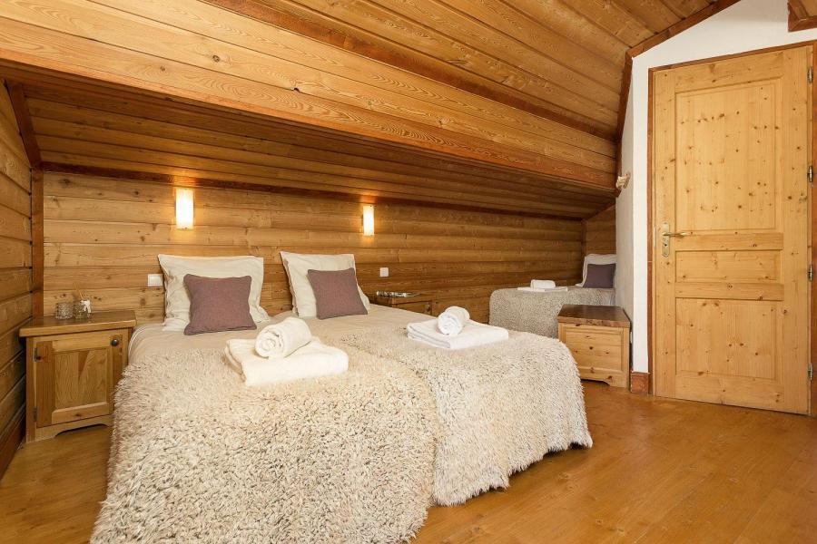 Skiverleih Les Chalets de l'Altiport - Alpe d'Huez - Schlafzimmer