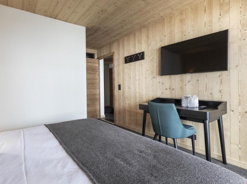 Location au ski Appartement 2 pièces cabine 2-4 personnes (HOPE 1) - Les Chalets du Daria - Alpe d'Huez - Chambre