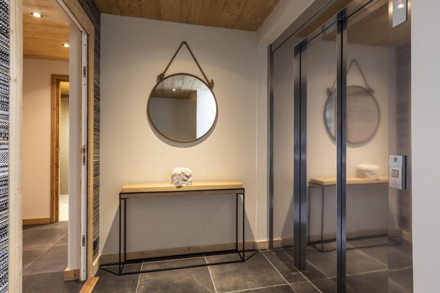 Location au ski Appartement 2 pièces cabine 2-4 personnes (HOPE 1) - Les Chalets du Daria - Alpe d'Huez - Entrée
