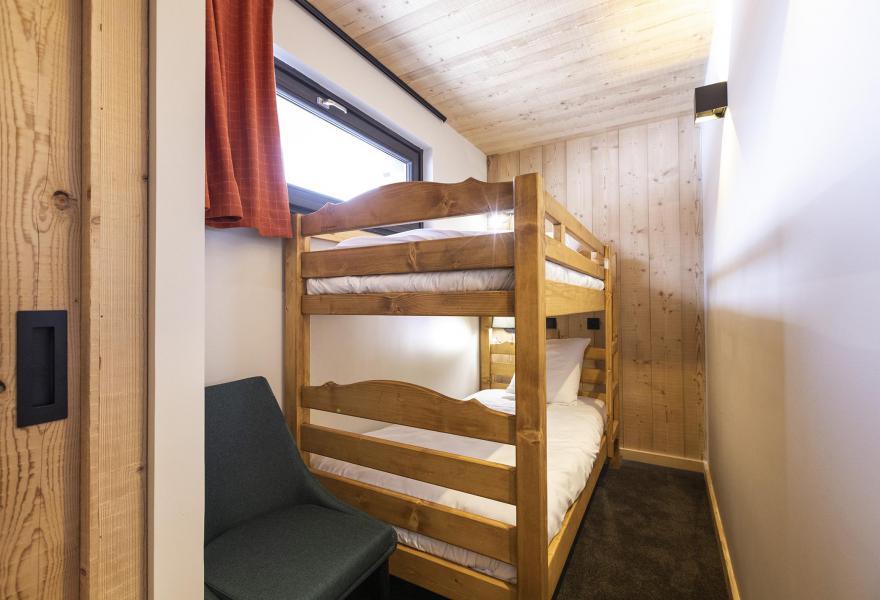 Location au ski Appartement 2 pièces cabine 2-4 personnes (HOPE 1) - Les Chalets du Daria - Alpe d'Huez - Lits superposés