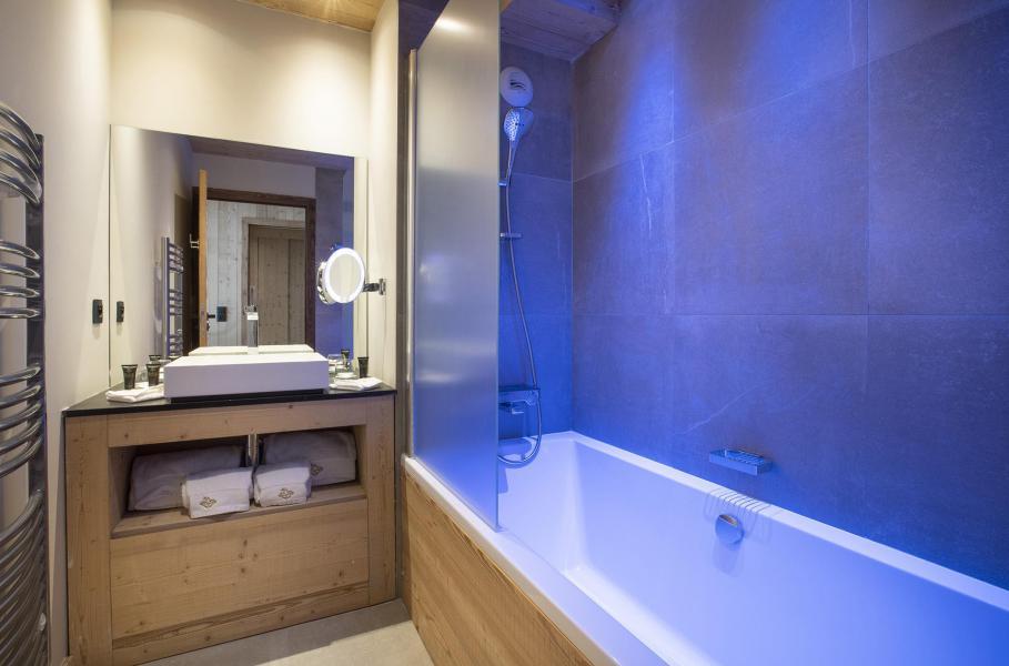 Location au ski Appartement 2 pièces cabine 2-4 personnes (HOPE 1) - Les Chalets du Daria - Alpe d'Huez - Salle de bains