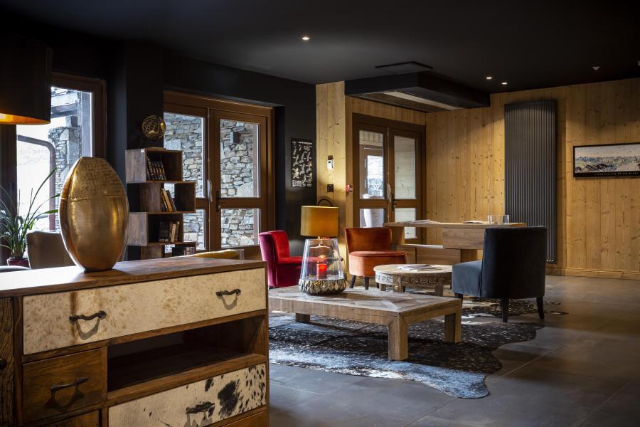 Location au ski Résidence Chalet des Neiges Daria-I Nor - Alpe d'Huez - Réception