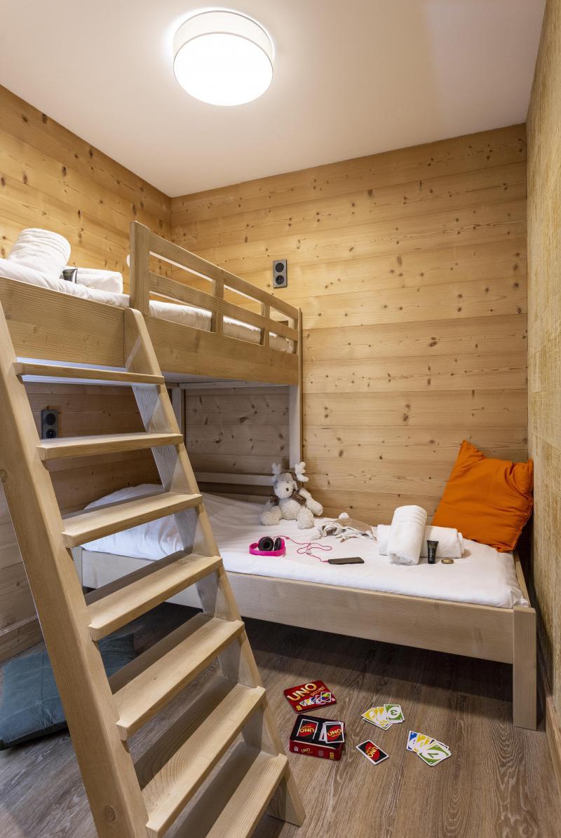 Аренда на лыжном курорте Résidence Chalet des Neiges Daria-I Nor - Alpe d'Huez - Двухъярусные кровати