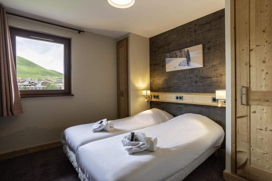 Skiverleih Résidence Chalet des Neiges Daria-I Nor - Alpe d'Huez - Schlafzimmer