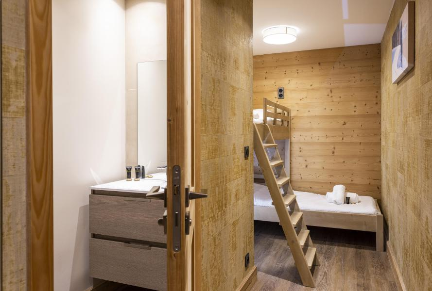 Skiverleih Résidence Chalet des Neiges Daria-I Nor - Alpe d'Huez - Waschräume
