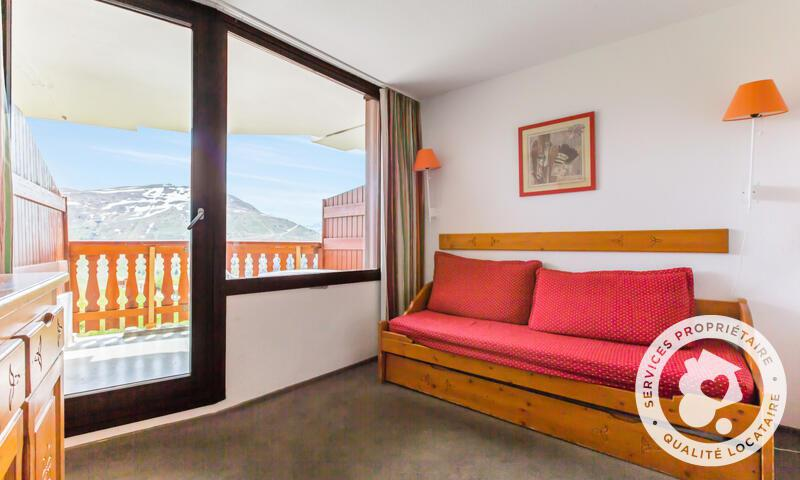 Аренда на лыжном курорте Апартаменты 2 комнат 6 чел. (30m²-7) - Résidence les Mélèzes - Maeva Home - Alpe d'Huez - зимой под открытым небом