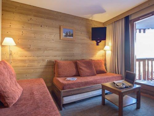 Alquiler al esquí Résidence Pierre & Vacances l'Ours Blanc - Alpe d'Huez - Apartamento