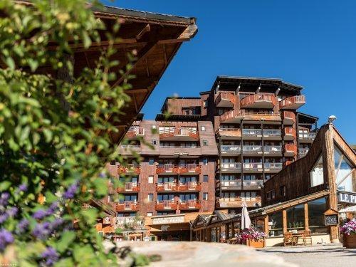 Location au ski Résidence Pierre & Vacances l'Ours Blanc - Alpe d'Huez
