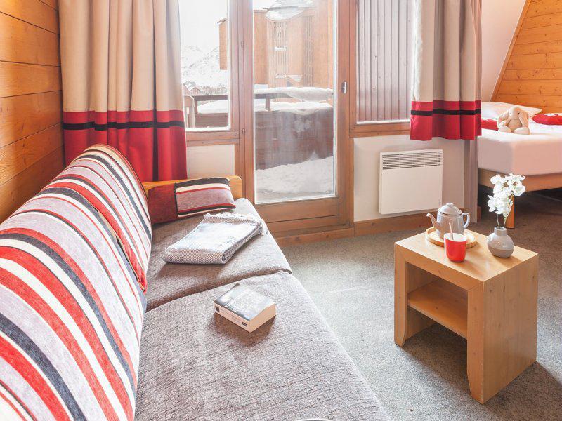 Location au ski Appartement 2 pièces 4 personnes - Résidence Pierre & Vacances l'Ours Blanc - Alpe d'Huez