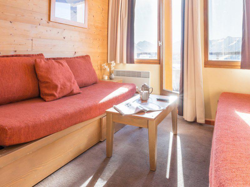 Location au ski Appartement duplex 2 pièces 5-7 personnes - Résidence Pierre & Vacances l'Ours Blanc - Alpe d'Huez