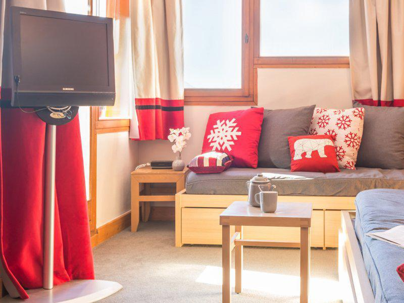 Alquiler al esquí Apartamento 3 piezas para 7 personas (superior) - Résidence Pierre & Vacances l'Ours Blanc - Alpe d'Huez