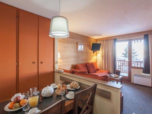 Location au ski Résidence Pierre & Vacances l'Ours Blanc - Alpe d'Huez - Séjour