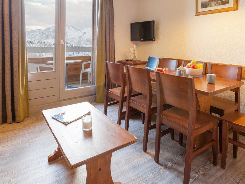 Location au ski Studio mezzanine 6-8 personnes - Résidence Pierre & Vacances les Bergers - Alpe d'Huez