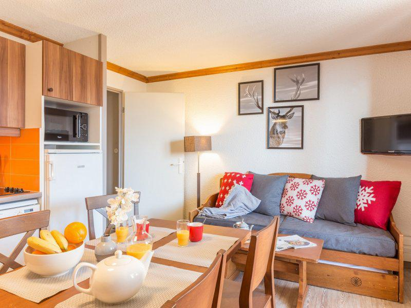 Location au ski Appartement 2 pièces cabine 6 personnes (Supérieur) - Résidence Pierre & Vacances les Bergers - Alpe d'Huez