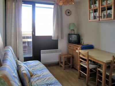 Location 2 personnes Appartement 1 pièces 2 personnes (4) - Balcon D'huez