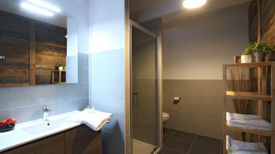 Rent in ski resort Chalet De Sarenne - Alpe d'Huez - Shower room