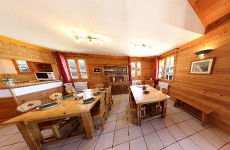 Location au ski Chalet 8 pièces 20 personnes - Chalet Des Neiges - Alpe d'Huez - Cuisine