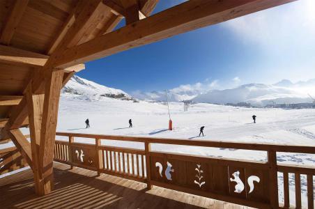 Лыжные каникулы в кругу семьи Chalet Ecureuil